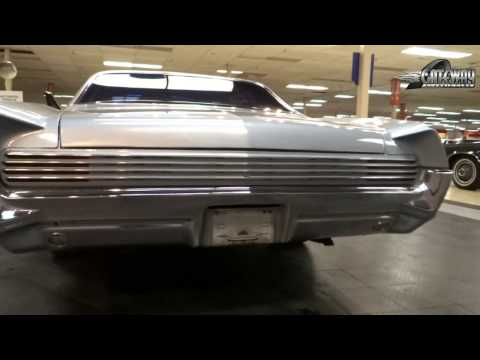 1966 Pontiac Grand Prix for sale at Gateway Classic Cars in St. Louis,