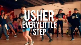 Watch Usher Every Little Step video