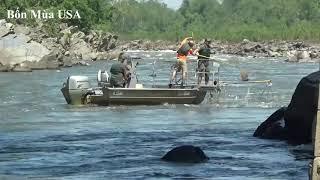 Chít Điện Bắt Cá Ở Mỹ