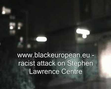 stephen lawrence - racist attack