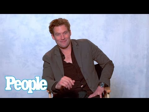 James Tupper On Kissing Jessica Biel