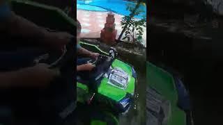 Ôtô điện - trò chơi mới dành cho trẻ em ở rạng garden resort . Rang-muine.com.