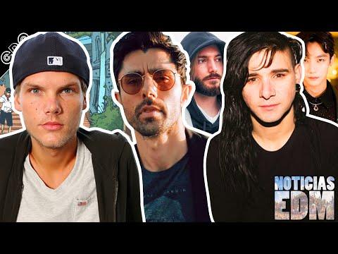 Nueva Música de Skrillex y Avicii, Drama de Justice vs Justin Bieber, Alesso x PUBG - NOTICIAS EDM