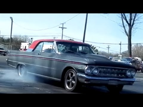 Ford Mercury Meteor 1963 Mercury Meat Vs Chevrolet El