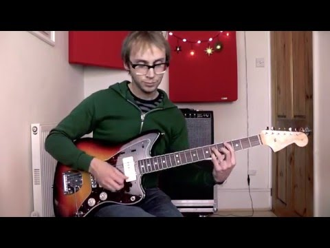 White Christmas Chord Melody | Beautiful Solo Jazz Guitar Lesson