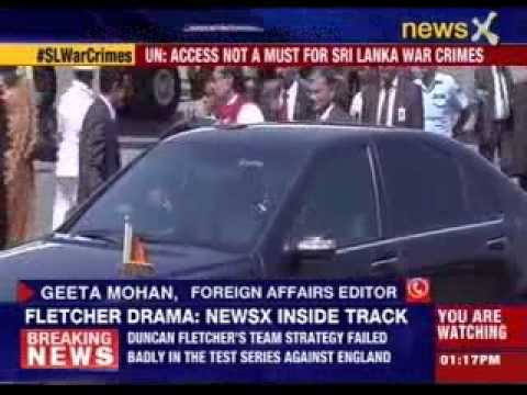 Mahinda Rajapaksa rejects UN probe into alleged war crimes