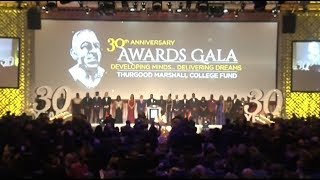 Highlights From The Awards Gala Celebrating The 30th Anniversary Of The TMCF