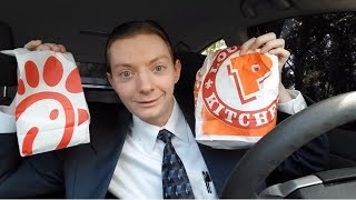 Popeyes vs. Chick-fil-A Which Chicken Sandwich is better?