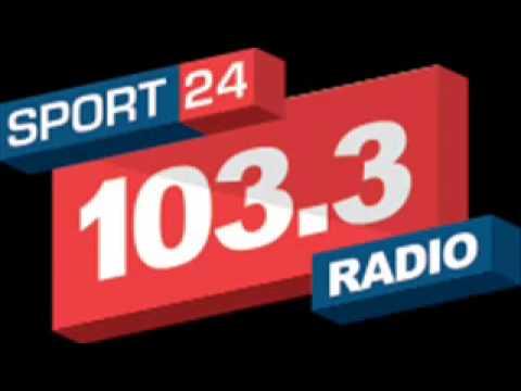 Βασίλης Λεβέντης στο Sport 24 Radio 103.3 FM (11/06/2015)
