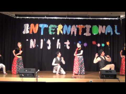 International Night 2014: Mohani Lagla Hai  Isu video