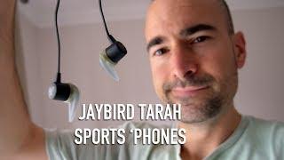Jaybird Tarah Wireless Sport Headphones Review