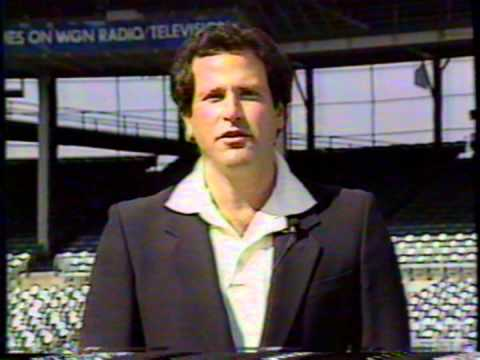 "1984 Chicago Cubs ""Hot Days Of August"" show WGN Channel 9 Chicago"