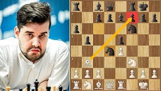 Nasty Discoveries || Nepo vs Aronian || FIDE Grand Prix (2019)