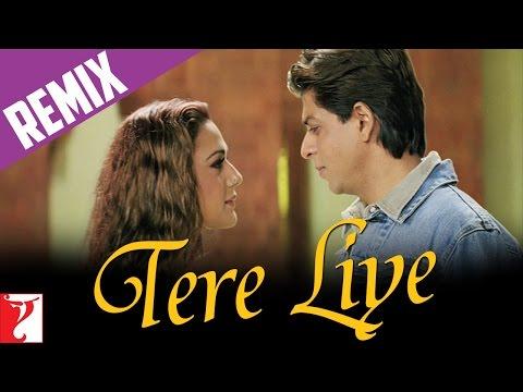 Tere Liye (Remix) - Song - Veer-Zaara