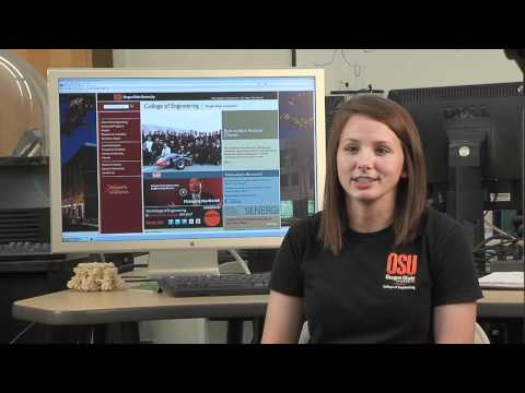 Oregon State University: Top Five Reasons to Study Engineering at OSU