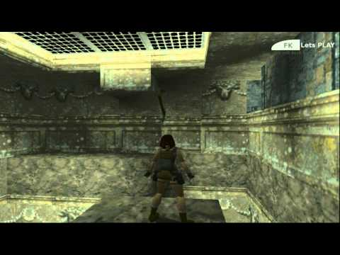 Lets Play Tomb Raider 1 German Part 14