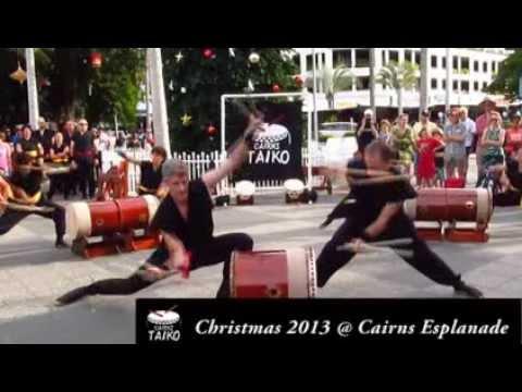 Cairns Esplanade Dec 2013