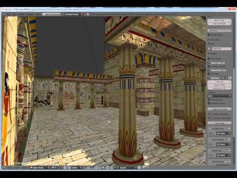 0 A.D. Edfu temple remodelling sesison