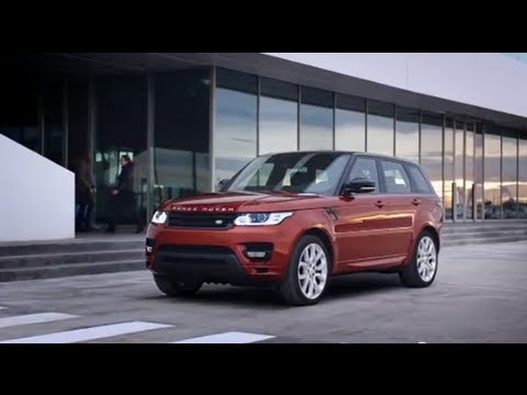 All-New Range Rover Sport Product Film