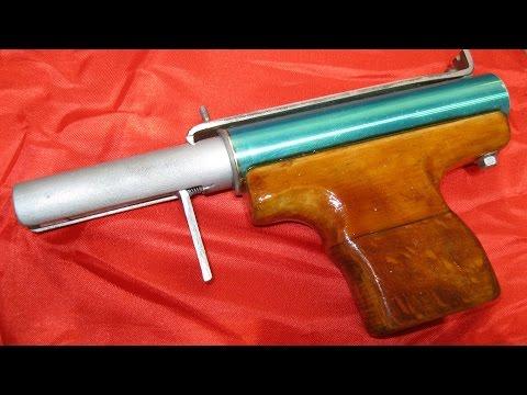 КАК СДЕЛАТЬ ПНЕВМАТ / HOW TO MAKE AIR GUN