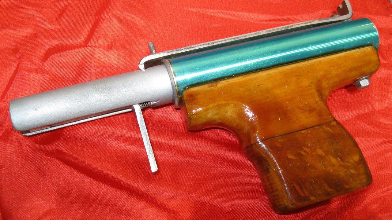 Как сделать пулемет своими руками в домашних условиях