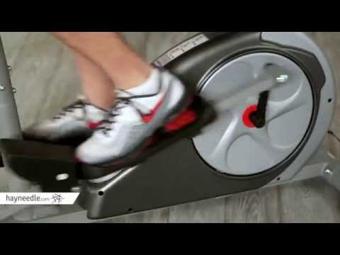 Body Rider 3-in-1 Trio Trainer - Elliptical/Recumbent Bike/Upright Bike - Product Review Video