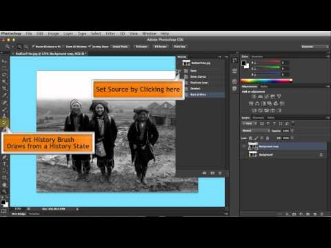0 Photoshop Tutorial   Setting the Focus in Your Photos | Photoshop Training in Los Angeles