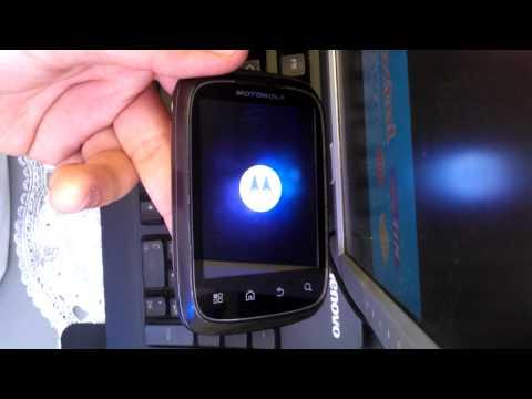 Dr.Celular - Motorola XT300 - Hard Reset - Desbloquear - Resetar