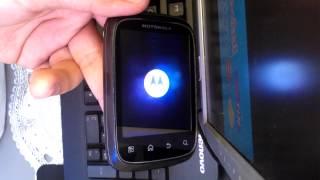 Motorola XT300 - Hard Reset - Desbloquear - Resetar