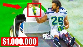 Most Ridiculous Fines In NFL History (Earl Thomas, Cam Newton, Marshawn Lynch)