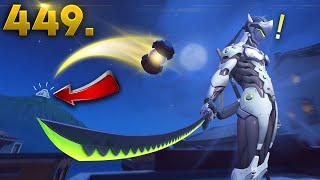 Insane LUCK or PREDICTION..?! | Overwatch Daily Moments Ep.449 (Funny and Random Moments)