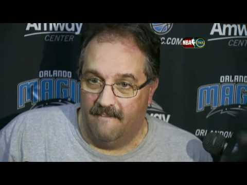[ABJ] Orlando Magic Coach Stan Van Gundy Confirms Dwight Howard Wants Him Fired