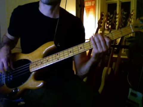 Do i do - Stevie Wonder - bass playalong klip izle