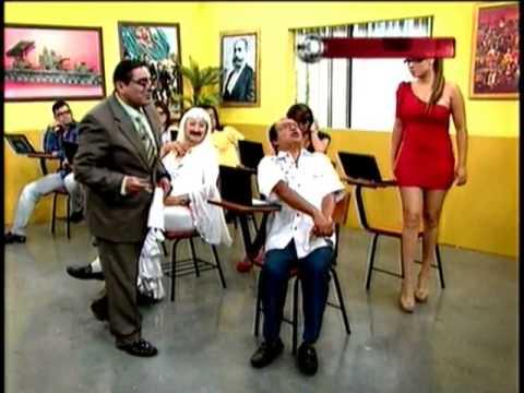 EL CARTEL DEL HUMOR 14-04-2013 LA ESCUELITA DE MARCO AURELIO (Completo)