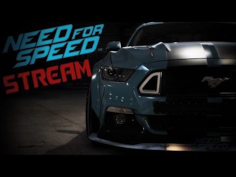 [ Стрим ] Need for Speed 2015 ( Первый запуск )