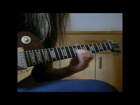Allman Brothers guitar lesson  One Way Out  solo Music Videos