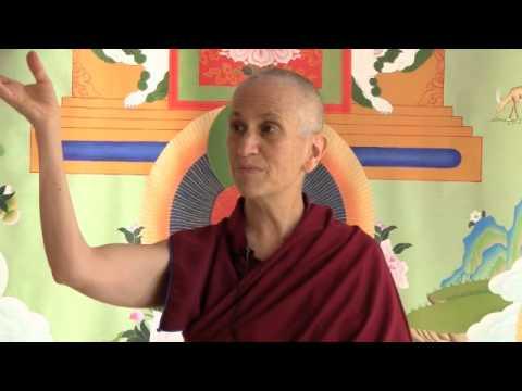 33 Transformation through Imagination - White Tara Retreat - 02-09-11 BBCorner