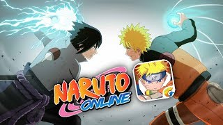 Naruto OL Mobile (Beta 2) | Android Anime MMO (by Tencent)