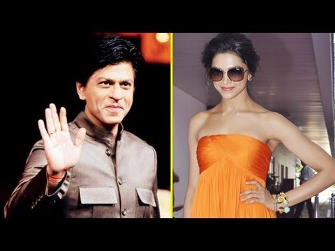 Watch Glad To Work With Shah Rukh Khan: Deepika Padukone
