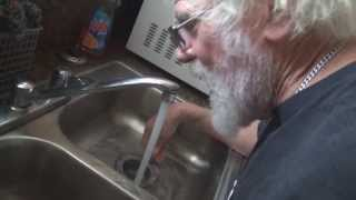 Angry Grandpa Takes The Warheads Challenge