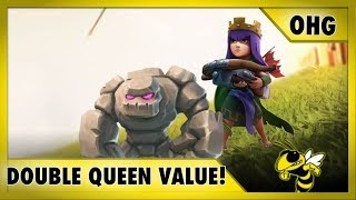 1 Easy Way to get Much More Value from your Queen - Clash of Clans
