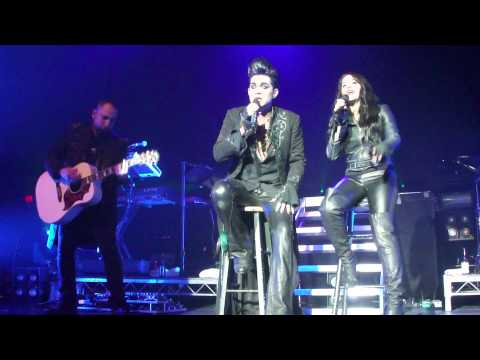 Adam Lambert Music Box Aftermath with Alison Porter