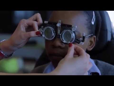 We See, A Child Eye Health Project: April 2014
