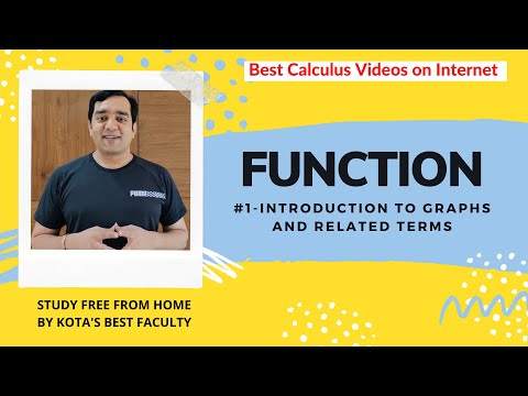 Iit-jee-function-part 1-introduction To Graphs video