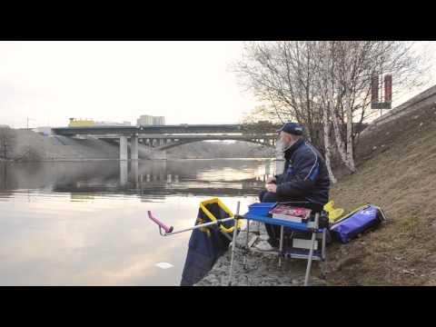Ловля рыбы ранней весной