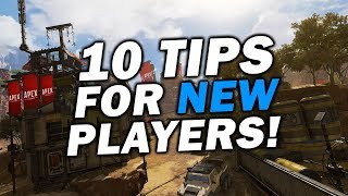 10 Tips For New Players In Apex Legends