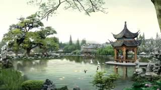 Meditasi Suara Air Alami 20 Menit
