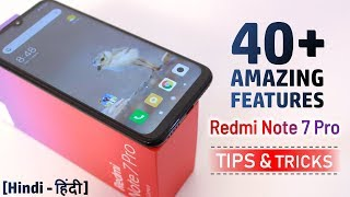 Redmi Note 7 Pro Tips & Tricks | 40+ Special Features - TechRJ