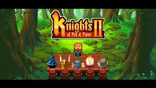 KNIGHTS OF PEN AND PAPER 2 | GAMEPLAY TRAILER