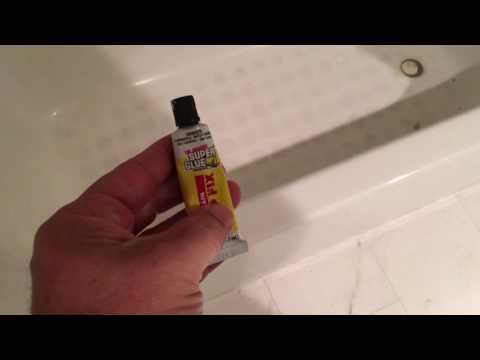 Super Glue Porcelain Chip Fix Review